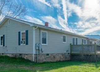 Pre Foreclosure in Waynesville 28786 FRANCIS ST - Property ID: 1397889654