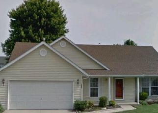 Pre Foreclosure in Belleville 62221 BROOKSTONE CT - Property ID: 1398322363