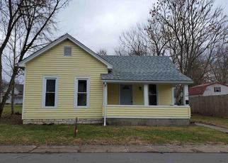 Pre Foreclosure in Spencer 47460 N WEST ST - Property ID: 1398415208