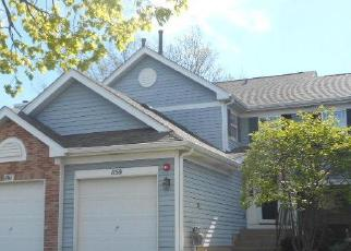 Pre Foreclosure in Glendale Heights 60139 HARBOR CT - Property ID: 1398470399