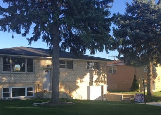 Pre Foreclosure in Bridgeview 60455 SHOLER AVE - Property ID: 1398509829