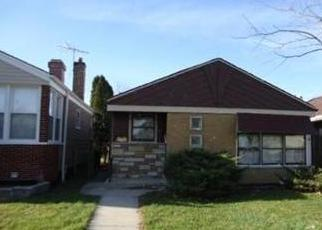 Pre Foreclosure in Chicago 60652 S SAWYER AVE - Property ID: 1398609232