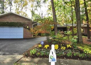 Pre Foreclosure in Glenn Dale 20769 DUBARRY ST - Property ID: 1398804576