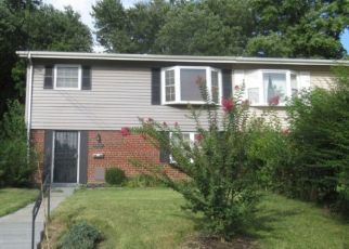 Pre Foreclosure in Temple Hills 20748 23RD PKWY - Property ID: 1398807648