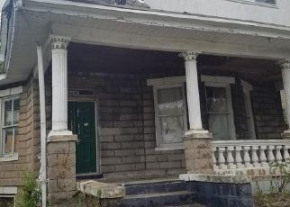 Pre Foreclosure in Mount Rainier 20712 PERRY ST - Property ID: 1398856699