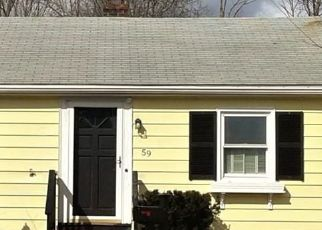Pre Foreclosure in Brockton 02301 MANNERS AVE - Property ID: 1398864132