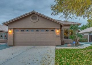 Pre Foreclosure in Gilbert 85233 W OXFORD LN - Property ID: 1398904881