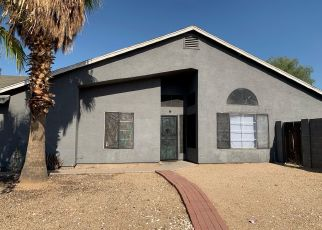 Pre Foreclosure in Phoenix 85042 E CARSON RD - Property ID: 1398922839