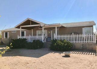 Pre Foreclosure in Marana 85653 W CALLE CRISTOBAL - Property ID: 1398977578