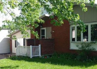 Pre Foreclosure in Lancaster 14086 6TH AVE - Property ID: 1400186827