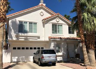 Pre Foreclosure in Henderson 89074 SARINA AVE - Property ID: 1400363775