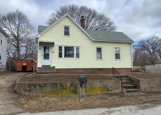 Pre Foreclosure in Attleboro 02703 LORD ST - Property ID: 1401079413