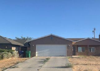 Pre Foreclosure in California City 93505 REA AVE - Property ID: 1401508181