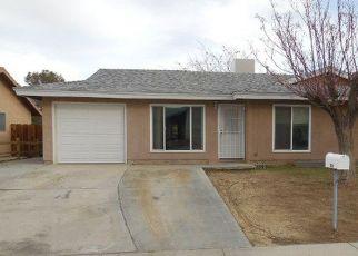 Pre Foreclosure in Ridgecrest 93555 MARI CT - Property ID: 1401534467