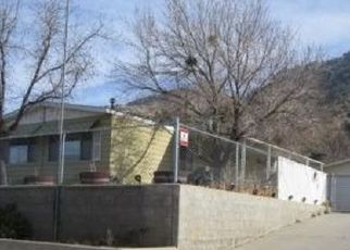 Pre Foreclosure in Lake Isabella 93240 CANAL ST - Property ID: 1401535339