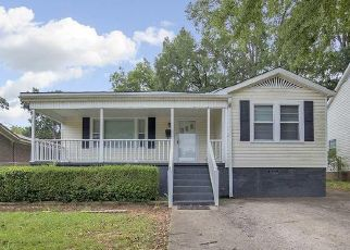 Pre Foreclosure in Bessemer 35020 WESTLAKE BLVD - Property ID: 1401866904