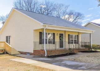 Pre Foreclosure in Greenville 29611 ARNOLD ST - Property ID: 1402291735