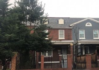 Pre Foreclosure in Washington 20011 3RD ST NW - Property ID: 1402629402