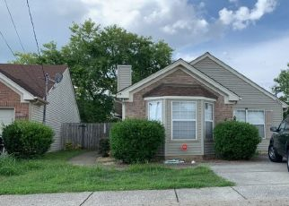 Pre Foreclosure in Nashville 37214 ALANDEE ST - Property ID: 1402765167