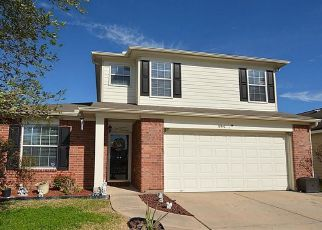 Pre Foreclosure in Cypress 77433 CLIFF SAGE CT - Property ID: 1402771754