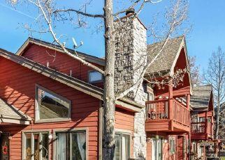Pre Foreclosure in Basalt 81621 SILVERADO DR - Property ID: 1402890439