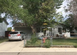 Pre Foreclosure in Rangely 81648 E RANGELY AVE - Property ID: 1402920661