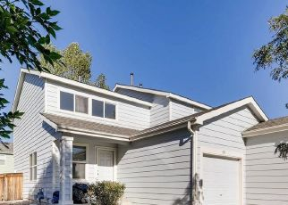 Pre Foreclosure in Brighton 80601 MOCKINGBIRD ST - Property ID: 1402932929