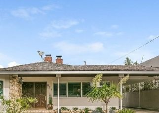 Pre Foreclosure in Burbank 91501 E GRINNELL DR - Property ID: 1402966198