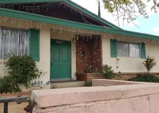 Pre Foreclosure in Palmdale 93550 GILWORTH AVE - Property ID: 1402989416
