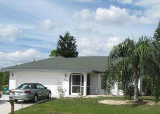 Pre Foreclosure in Port Charlotte 33948 SPRINGVIEW AVE NW - Property ID: 1403003432