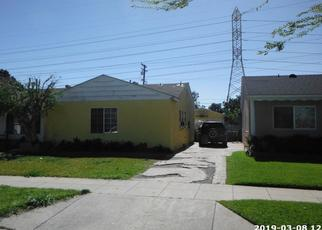 Pre Foreclosure in South Gate 90280 GLENWOOD PL - Property ID: 1403095403