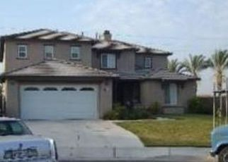 Pre Foreclosure in Corona 92880 FREESIA CT - Property ID: 1403097150