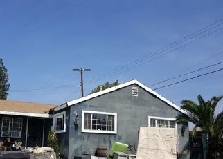 Pre Foreclosure in Pico Rivera 90660 BENNINGTON AVE - Property ID: 1403160669