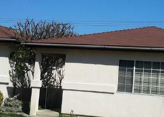 Pre Foreclosure in Carson 90746 REINHART AVE - Property ID: 1403193514