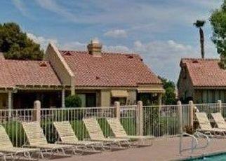 Pre Foreclosure in Palm Desert 92211 PRESTON TRL - Property ID: 1403209281