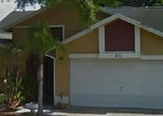 Pre Foreclosure in Valrico 33594 BELFORT PL - Property ID: 1403375269