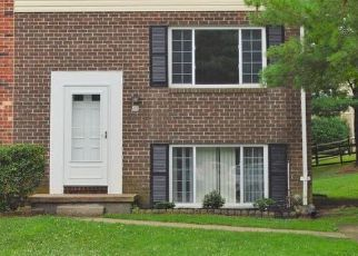 Pre Foreclosure in Westminster 21157 MIDDLE GROVE CT W - Property ID: 1403511483