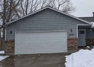 Pre Foreclosure in Fort Collins 80526 QUINCE CT - Property ID: 1403881570
