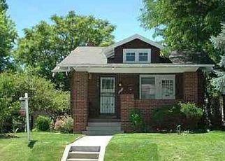 Pre Foreclosure in Denver 80210 S CORONA ST - Property ID: 1403890321