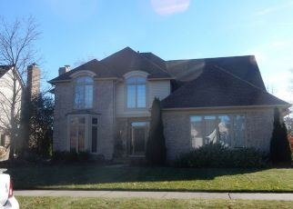 Pre Foreclosure in Canton 48188 THORNHILL CT - Property ID: 1403910473