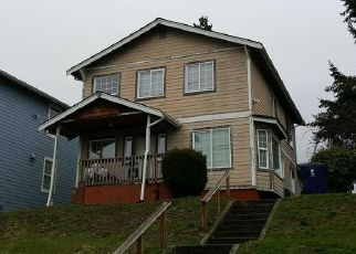 Pre Foreclosure in Tacoma 98405 S CUSHMAN AVE - Property ID: 1403997185