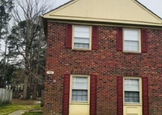 Pre Foreclosure in Newport News 23608 ADVOCATE CT - Property ID: 1404143477