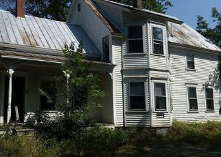 Pre Foreclosure in Mechanic Falls 04256 MAPLE ST - Property ID: 1404218818