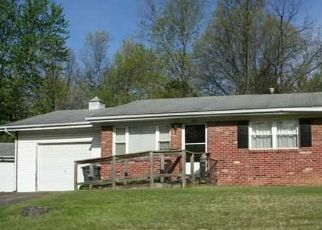 Pre Foreclosure in Evansville 47711 N FAIRLAWN CIR W - Property ID: 1404339694