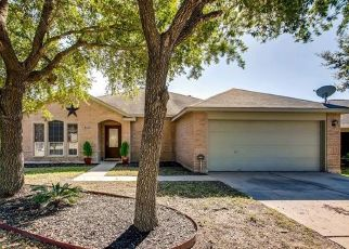 Pre Foreclosure in Round Rock 78664 HILL ST - Property ID: 1404424215