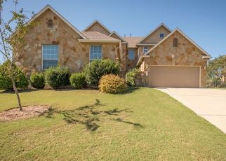 Pre Foreclosure in Pflugerville 78660 VILAMOURA ST - Property ID: 1404426407