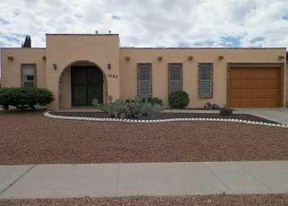Pre Foreclosure in El Paso 79928 OPOSSUM CIR - Property ID: 1404440879