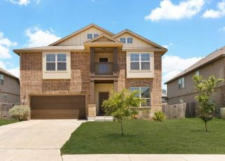 Pre Foreclosure in Cibolo 78108 MORGAN RUN - Property ID: 1404457508