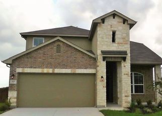 Pre Foreclosure in Cibolo 78108 ATALAYA - Property ID: 1404460577