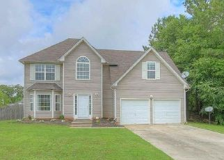 Pre Foreclosure in Monroe 30655 OVERLOOK TRL - Property ID: 1404725998